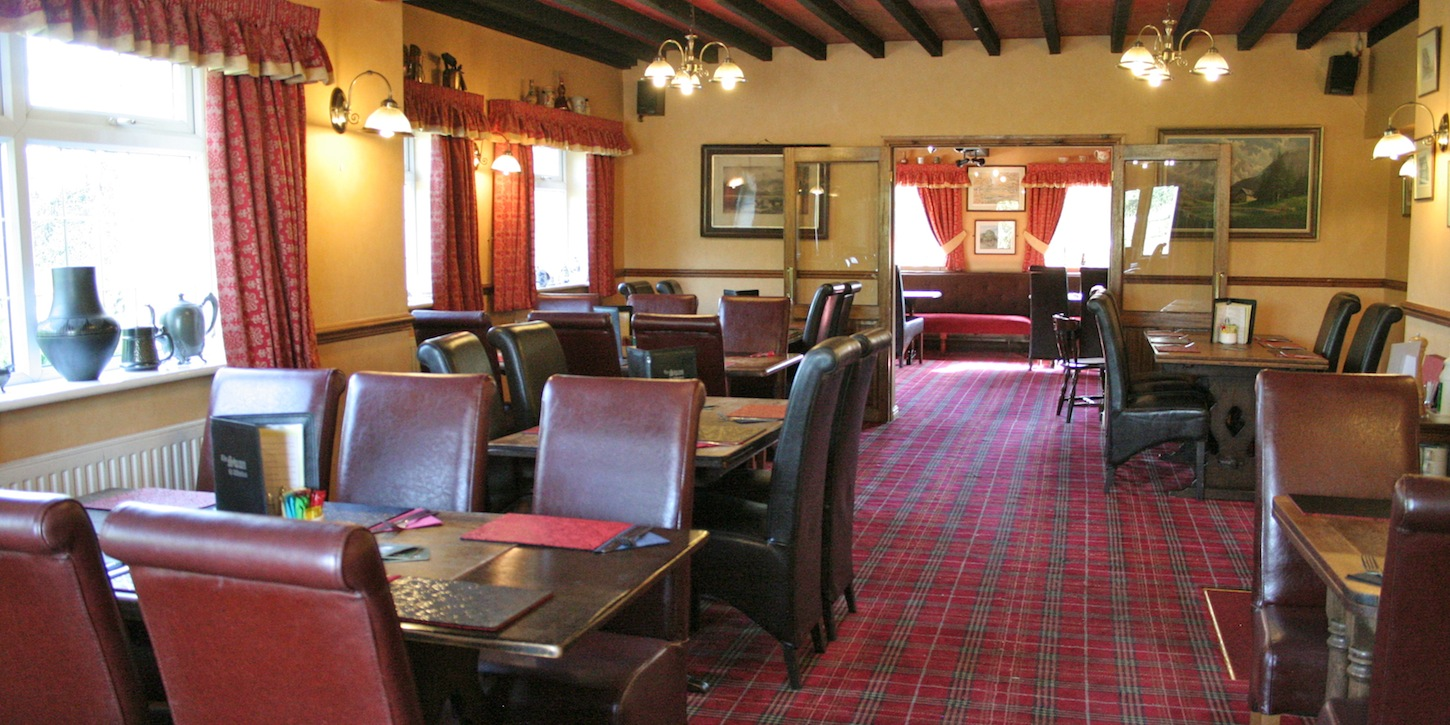 The Swan at Whiston - Restaurant