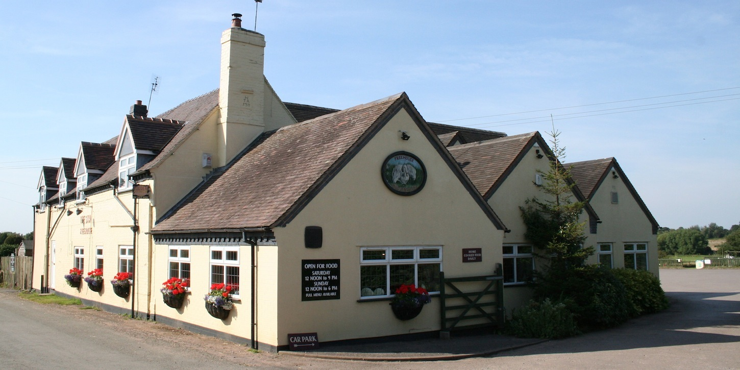 The Swan at Whiston
